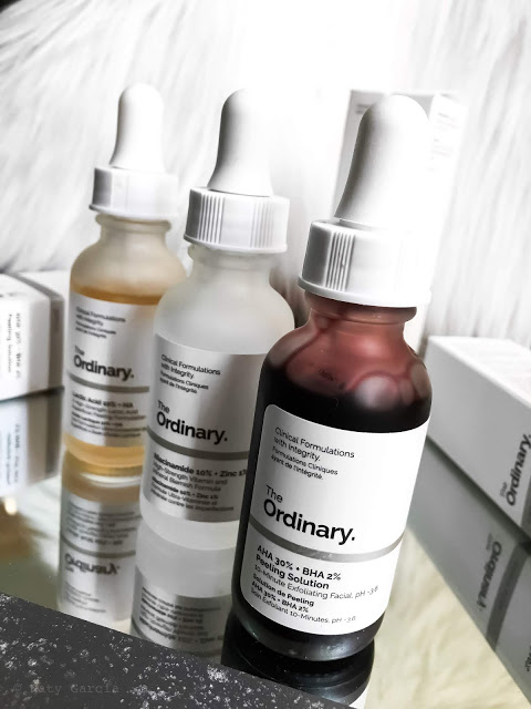 the ordinary deciem