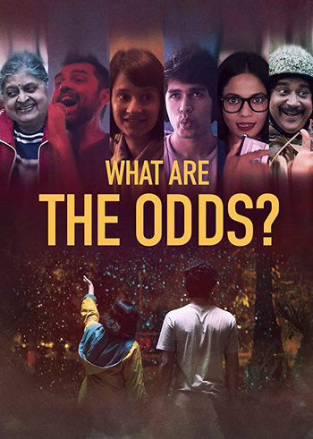 What are the Odds 2020 ORG Hindi 720p HDRip 900MB ESubs poster