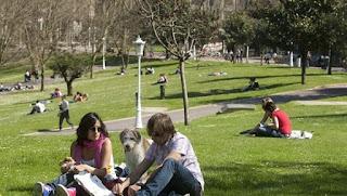 Taman Parque de Doña Casilda