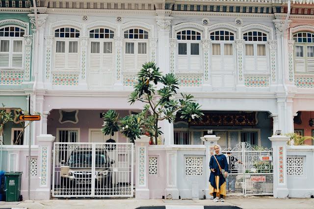 peranakan houses singapura