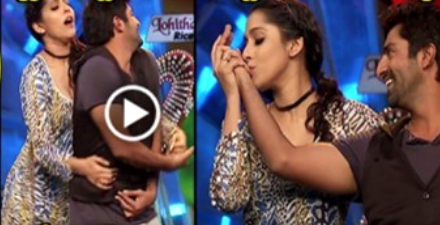 Rashmi Shocking Dance With SHekhar Master in D Tv Show