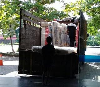 Sewa Truk Fuso Surabaya ke Blitar