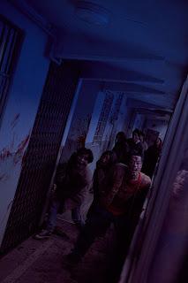Zombie, Film, Korea, Alive