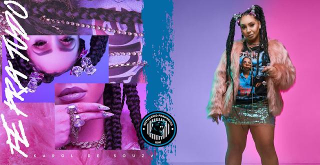 Fé pra Tudo | Próximo de lançar seu primeiro álbum, Karol de Souza lança clipe