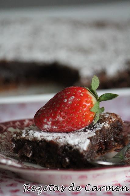 Brownie del Taller de Canal Cocina