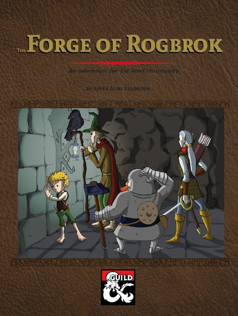 Forge of Rogbrok - Now on DMs Guild