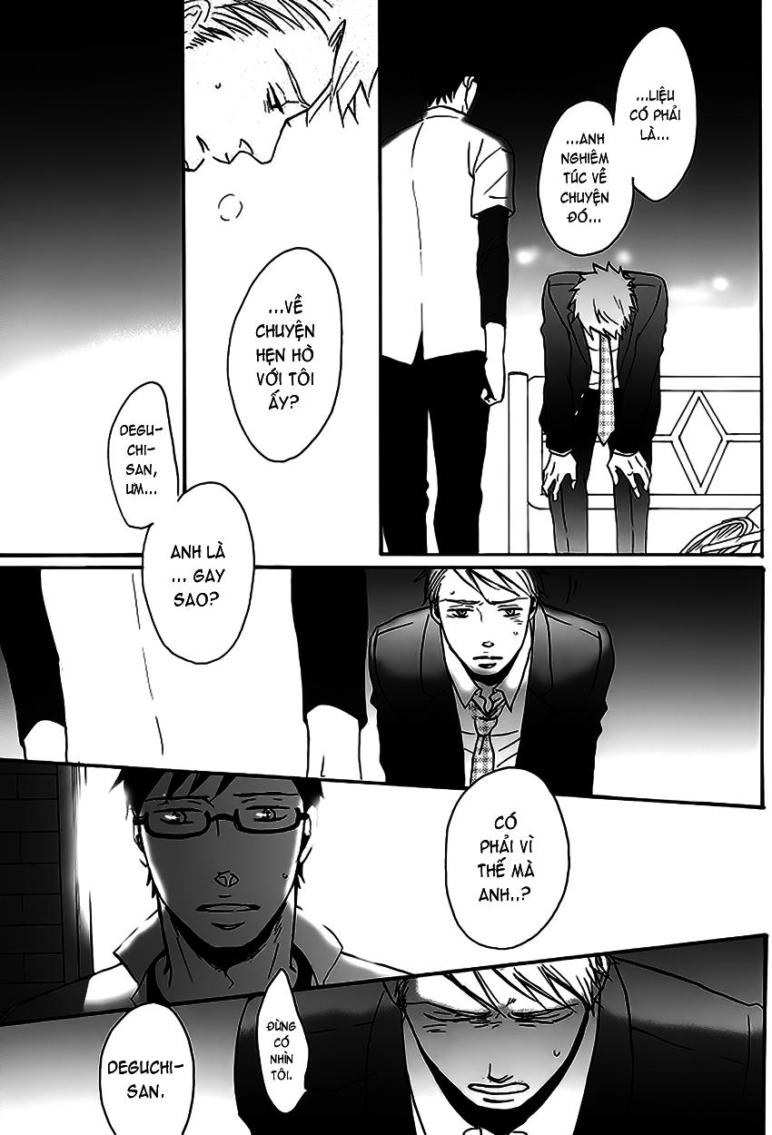 Trang 27 - Dù Thế Nào Em Vẫn Yêu Anh--EXTRA 3--[ShuShi Group] (- Yoneda Kou) - Truyện tranh Gay - Server HostedOnGoogleServerStaging