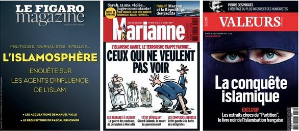 islam en France