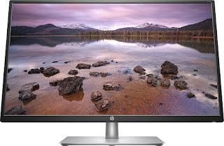 "HP Monitor de 32"" FHD"
