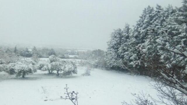 Στους -10 βαθμούς οι θερμοκρασίες σε περιοχές της βόρειας Ελλάδας