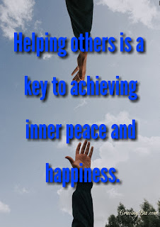 Helping hand for  fellow mankind an attituted borne out of empathy cravingbiz.com