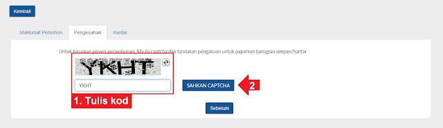 Rujukan Cara Daftar BPN Secara Online