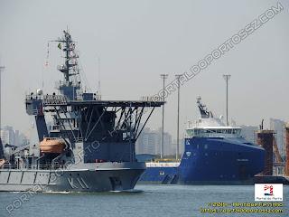NSS Felinto Perry (K 11) e Sea Brasil