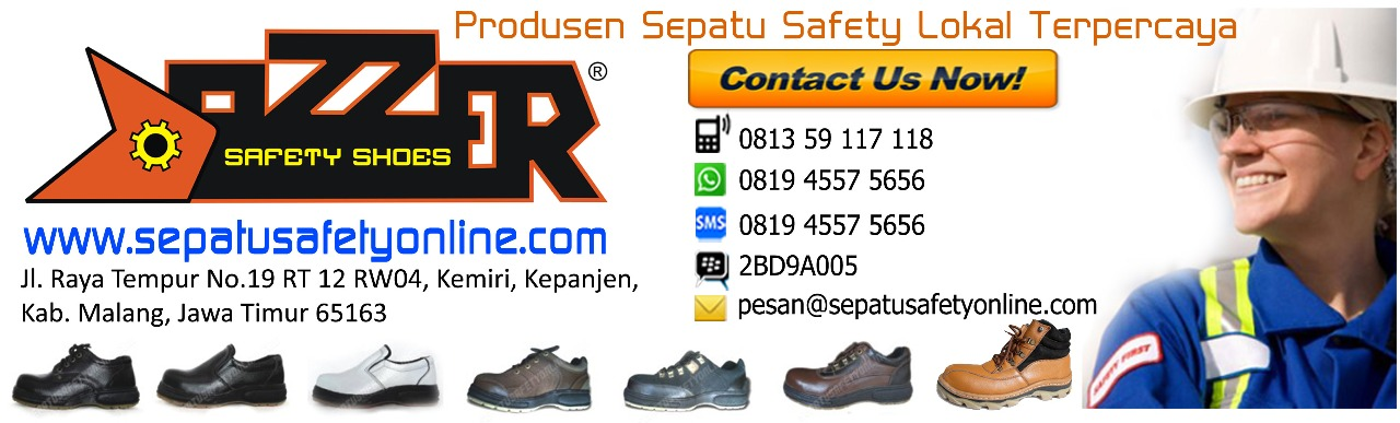 SepatuPDHSafety.blogspot.co.id