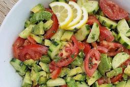 Tomato Avocado Salad Recipes