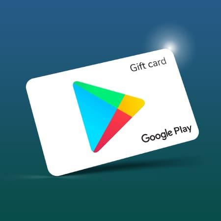 الحصول علي بطاقات جوجل بلاي مجانا 2019