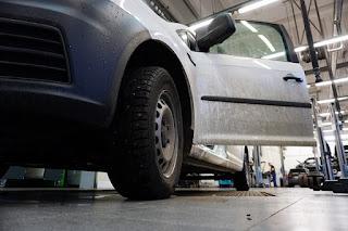 Las infracciones por las que un taller de reparación puede ser multado