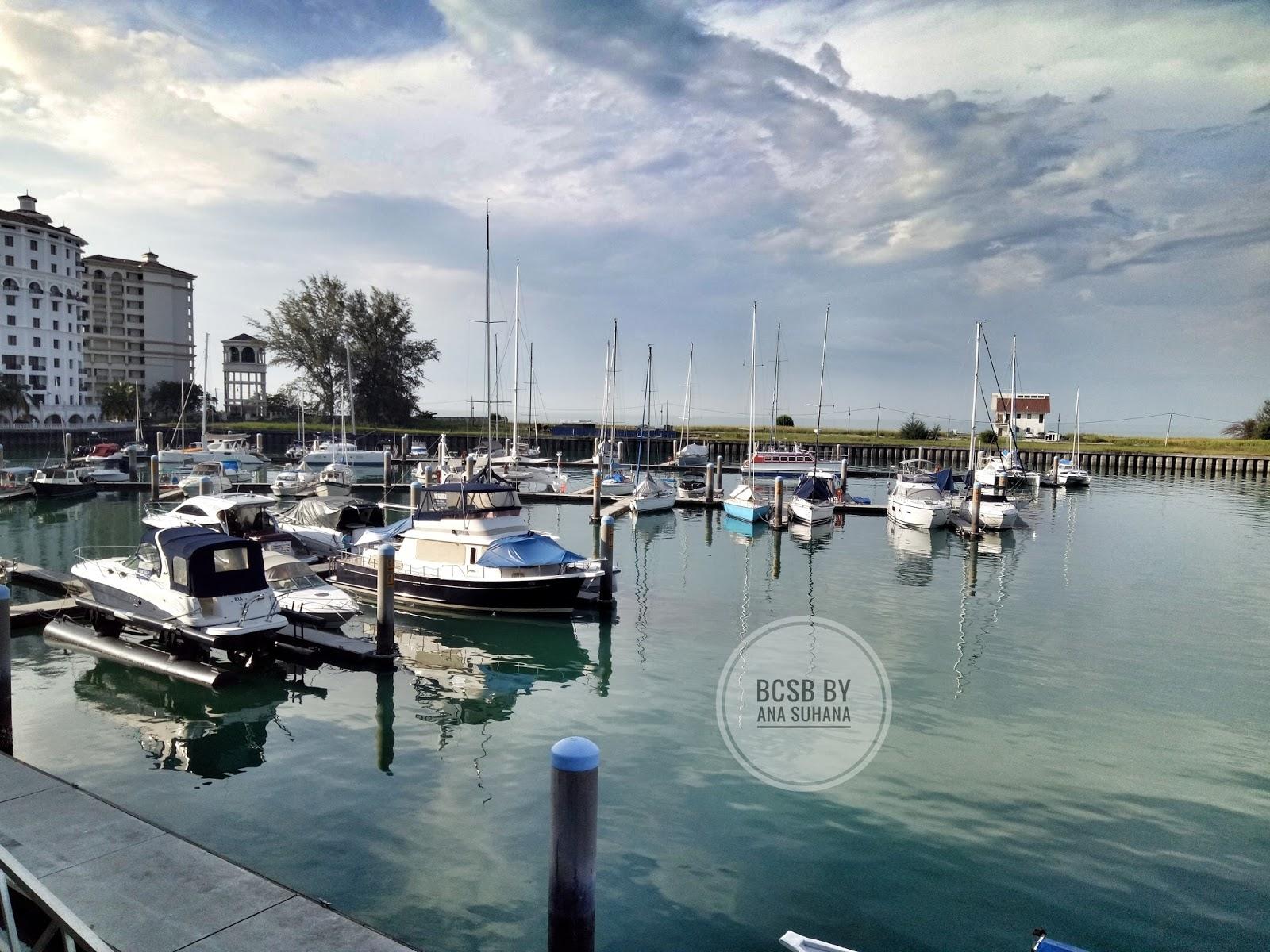 Bercuti di Port Dickson : Avillion Admiral Cove