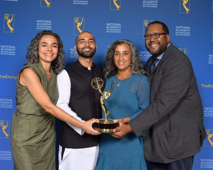 Armed with confidence in Pakistan's documentary Emmy