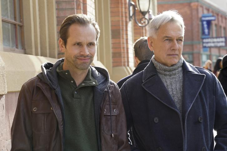 NCIS - Episode 14.12 - Off the Grid - Promo, Sneak Peeks, Promotional Photos & Press Release