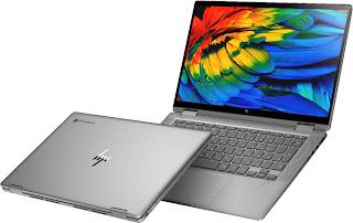 HP Chromebook x360 14C-CA0053DX