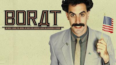 Película cine Borat 2006