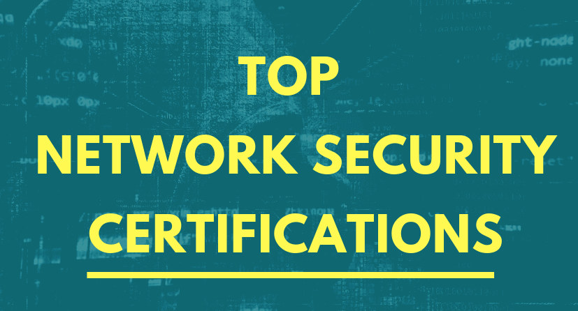 Top Certifications in Network Security for IT Managers