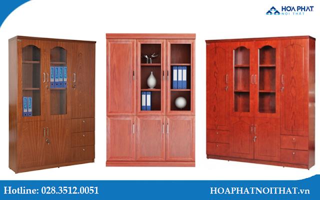 Những mẫu tủ tài liệu gỗ Veneer đẳng cấp, vượt thời gian