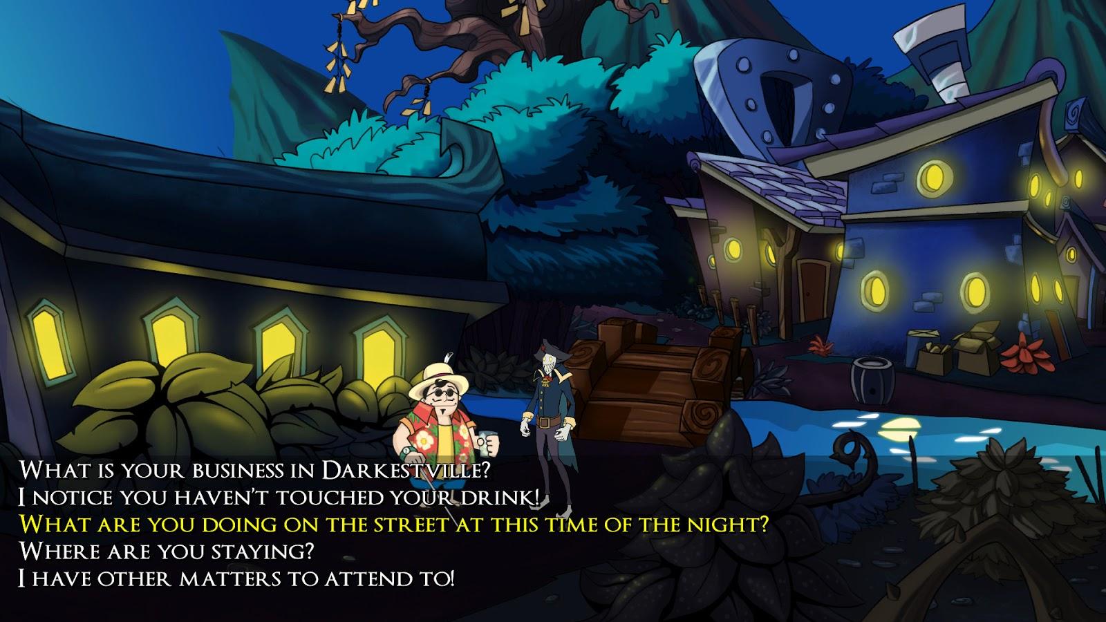Darkestville Castle, Замок Даркествиль, инди-игра, квест, приключение, обзор, рецензия, Indie Game, Adventure, Review