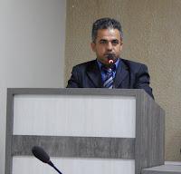 Filiado ao PTB presidente da Câmara de Baraúna formará chapa com prefeito do PSB
