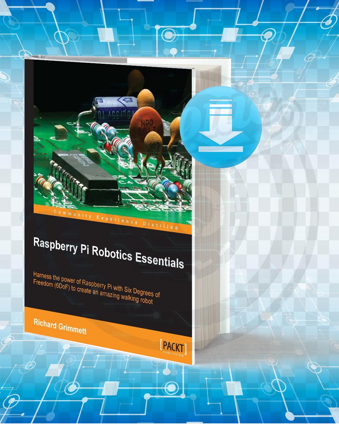 Free Book Raspberry Pi Robotics Essentials pdf.