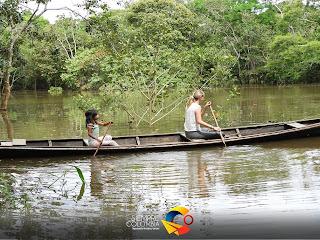 Llegar a Leticia Amazonas por vía fluvial