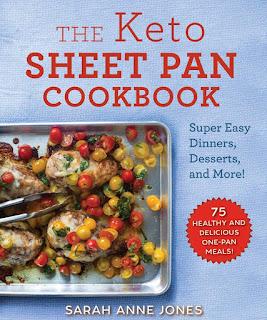 review of Sarah Anne Jones's The Keto Sheet Pan Cookbook