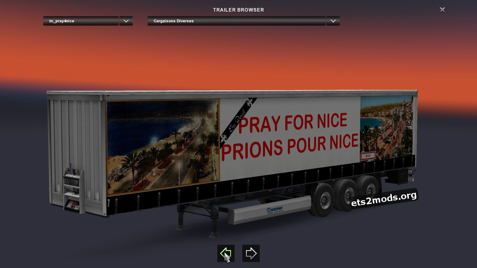 Trailer Pray for Nice