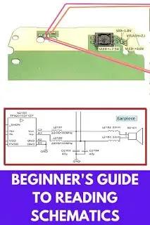 easy draw smartphone schematic diagrams