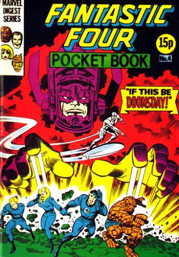 Fantastic Four #4, Galactus