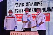 Genjot Penempatan PMI Profesional, BP2MI Teken Kerja Sama dengan Pemda Talaud dan PT Takumi Koba Indonesia
