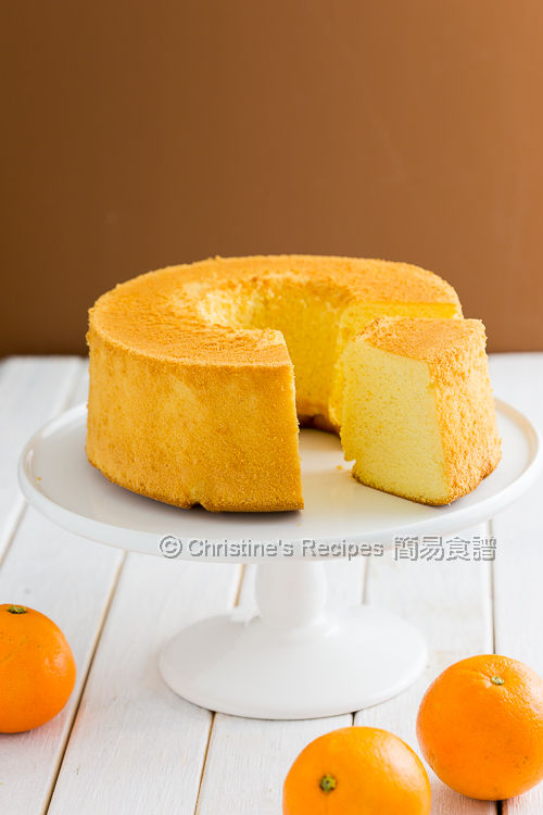 Orange Chiffon Cake02