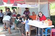 Pasar Murah dan Cek Kesehatan Gratis di Musuk