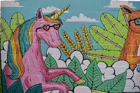 Street Art in Wagga Wagga by Mulga