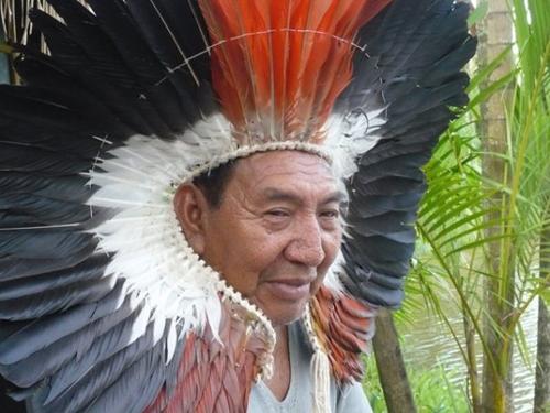 Chefe Raimundo Luis Tuin Kuru - Yawanawá2