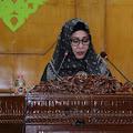 Cetak Sejarah! Rulina Rita'Sekwan Perempuan Pertama' di DPRK Aceh Tamiang