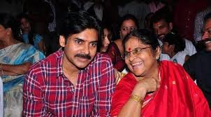 Pawan kalyan Mother