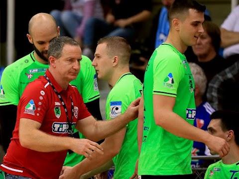 Férfi kézilabda EHF Kupa - Először veszített a csoportkörben a Tatabánya