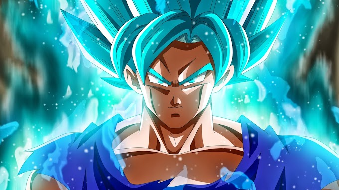 Dragon Ball Super Saiyan Blue