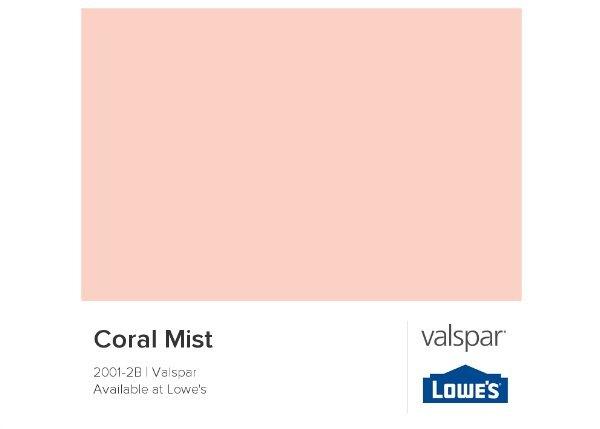 paint, coral paint