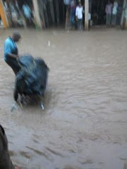 See the state of Ariaria International Market in Aba after heavy rain