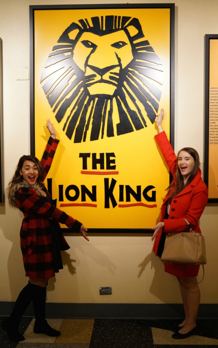 Krista Robertson, Covering the Bases, Travel Blog, NYC Blog, Preppy Blog, Style, Fashion Blog, Travel, Fashion, Preppy Blogger, Travel Post, Preppy Outfits, Fall Style, What to wear to work, Work outfits, What to Wear in the Fall, Winter Style, Plaid Skirt, The Lion King