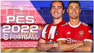 Download PES 2022 PPSSPP New Summer Transfer Best Graphics & English Commentary Peter Drury