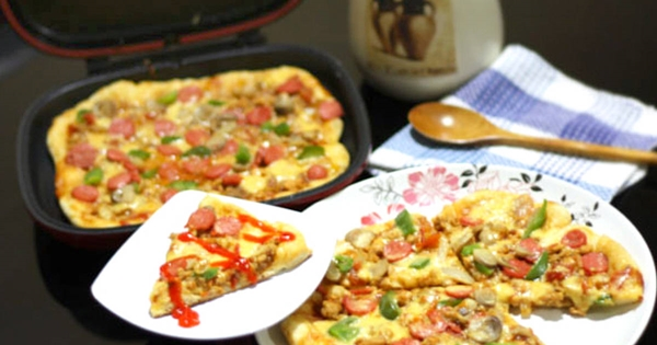 Resep Masakan Pizza Happy Call Anti Gagal